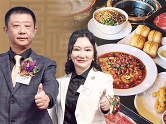 """Đi ăn lẩu """"câu"""" được cả ông chủ, vợ trẻ cùng chồng tạo nên đế chế gần 600 nhà hàng và tài sản ròng 14 tỷ đô nhờ """"bí quyết làm vợ"""""""
