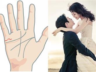 Muốn biết phụ nữ sẽ cưới mấy người trong đời, hãy xem ngay đường chỉ tay này