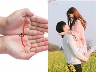 Đặt hai bàn tay cạnh nhau, biết ngay tình duyên nở rộ hay úa tàn, hạnh phúc hay bất hạnh