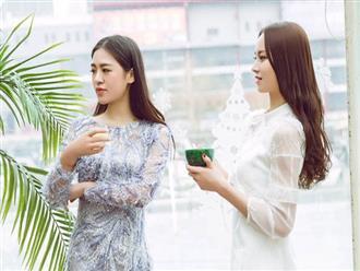 Khó hiểu vô cùng vì cô hàng xóm trẻ đẹp ngày nào cũng mời vợ một tách trà hoa hồng, lời giải nằm ở bức thư gài dưới khe cửa 1 tháng sau