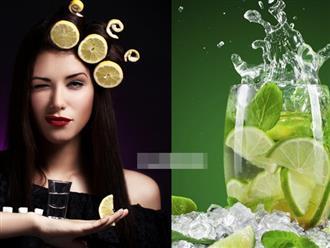 Khoa học chứng minh uống nước chanh buổi sáng để giảm cân, thải độc không có cơ sở khoa học