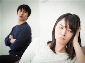 Không hụt hẫng khi chồng xách vali ra khỏi nhà