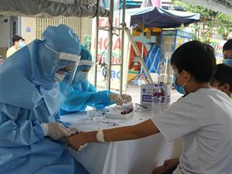 Lấy hơn 1.000 mẫu xét nghiệm cho người dân sống gần nơi BN416 sinh sống