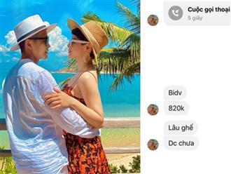 Loạt tin nhắn vợ thích gì - chồng chuyển khoản mua nấy: Cần gì hứa yêu mãi, ngôn tình đích thực là đây nè!