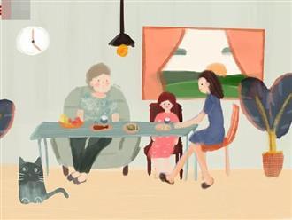 Mối họa lớn nhất của một người: Tử tế với người ngoài và nóng nảy với người nhà
