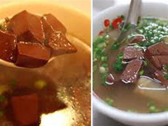 Món ăn lọc sạch ruột, tốt cho phổi, bổ máu, ngừa ung thư mà bạn không ngờ tới