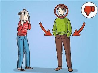 Nhìn thấu 'đối phương' qua 14 ngôn ngữ cơ thể, số 9 chứng tỏ họ chán và muốn chia tay với bạn rồi