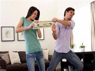Nước mắt của người vợ có chồng coi tiền là tất cả