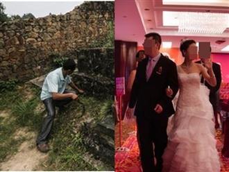 Ai cũng chửi anh phụ hồ bị điên khi 3 năm trời dọn cỏ ngôi mộ lạ, nhưng ngày anh bỗng chốc thành tỷ phú lại có vợ đẹp mới hiểu