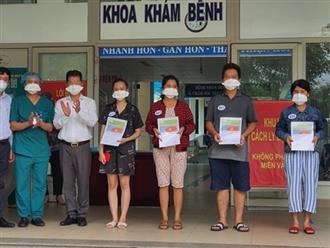 Thêm 5 người mắc Covid-19 ở Đà Nẵng được công bố khỏi bệnh và xuất viện