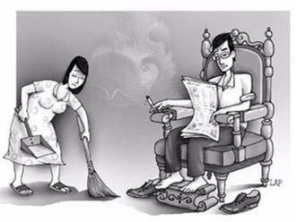 Thư gửi những ông chồng có 'vợ ở nhà không làm gì cả'