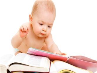 5 dấu hiệu ở trẻ sơ sinh báo hiệu lớn lên sẽ trở thành THIÊN TÀI, đặc biệt là số 2