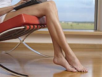 Phụ nữ bắp chân to là quý tướng, cả đời sung sướng, mang phúc phần đến cho cả gia đình