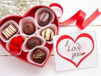 Quà tặng Valentine: muốn chinh phục trái tim cần lưu ý 5 bí quyết này