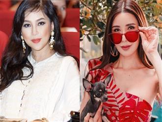 Vẻ đẹp bất chấp thời gian và cuộc sống nhung lụa của 2 nữ tiếp viên hàng không bỏ bầu trời đi lấy chồng đại gia nổi tiếng khắp cả châu Á