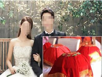 """Vì câu nói """"Mua em đắt thế cơ á?"""", cô dâu đùng đùng hủy hôn trước đám hỏi 2 ngày, còn mang kéo cắt tan váy cưới trước mặt chú rể"""