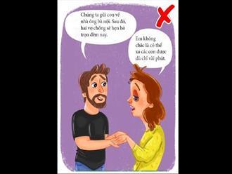 Vợ làm được 7 điều này, chồng 'cứng' đến đâu cũng phải mềm lòng quỳ phục