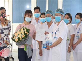 Thêm một bệnh nhân Covid-19 ở Ninh Bình khỏi bệnh, Việt Nam đang điều trị 53 ca