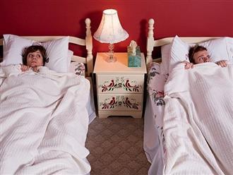 Nghiên cứu mới: Vợ chồng ngủ riêng giúp cải thiện sức khỏe và mối quan hệ