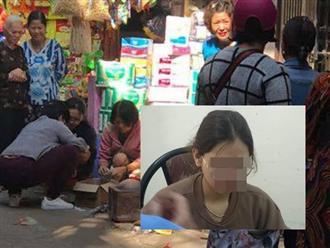 Vụ thi thể trẻ sơ sinh được phát hiện trong thùng rác ở Hà Nội: Người mẹ là nữ sinh 20 tuổi