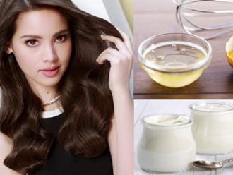 Sử dụng cách này sẽ giúp dưỡng tóc nhanh dài cho bạn thêm xinh