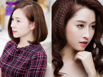 5 kiểu tóc đẹp 2018 cho bạn thoải mái lựa chọn để đón Tết