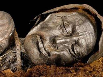 Xác ướp bị treo cổ 2400 năm trước nhiễm giun tóc, sán dây, người này đã ăn gì trong ruột vào bữa cuối cùng trước cái chết kinh hoàng?