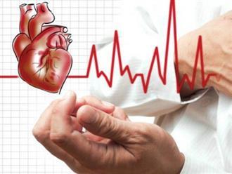 Cơ thể bị ĐAU ĐỘT NGỘT tại 5 điểm sau, cảnh báo quả tim bạn đang 'kiệt sức'