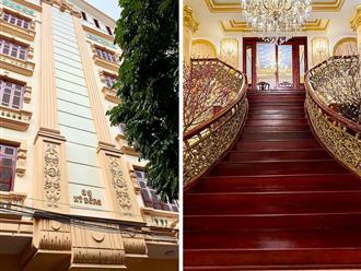 Gia chủ tự thiết kế nhà từ A đến Z, khách đến thăm phải trầm trồ: 'Nhà trông như cung điện, vào khéo lạc không biết lối ra'