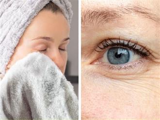 Dùng khăn tắm lau mặt, thói quen 9/10 phụ nữ mắc phải lại rất nguy hại cho da mặt