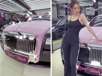 Ngọc Trinh khoe xế hộp 30 tỷ, Nathan Lee thách thức: 'Vác cái xe nhìn rẻ tiền y chang con nữ hoàng sống ảo đó tới chơi với tao, tao thách'