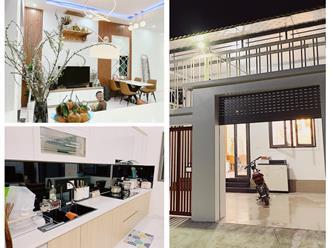 650 triệu hoàn thiện căn nhà 120m2 - vợ chồng Hà Tĩnh tiết lộ 'chiêu' xây nhà đơn giản nhưng tiện nghi bất ngờ