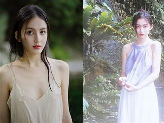 'Nữ thần tắm suối' Trung Quốc 'siêu cấp' gợi cảm với kiểu chụp buông lơi, chiếm trọn mọi ánh nhìn