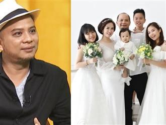 Cuộc hôn nhân khá 'gay cấn' của nam diễn viên đểu cáng nhất phim Những ngọn nến trong đêm