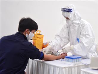 Chiều 11/4: Có 1 ca mắc COVID-19 ở Kiên Giang