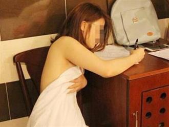 Đồng Nai: Nhân viên massage khỏa thân tắm chung để kích dục cho khách