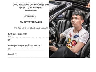 Đại gia Minh Nhựa yêu cầu tòa án tuyên bố 'vợ mất tích'