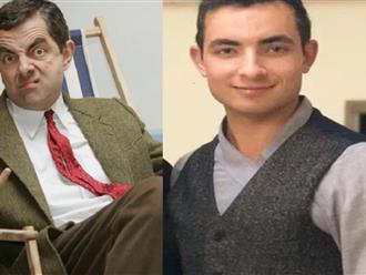 Thông tin hiếm về con trai 'Mr. Bean': Đẹp trai khác hẳn bố, học cùng trường với Hoàng tử Anh và Brunei, thành tích khủng ngỡ ngàng