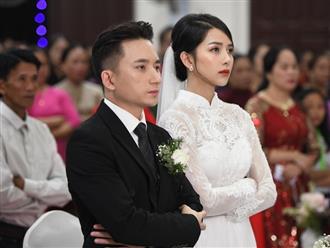 Hé lộ không gian cưới của Phan Mạnh Quỳnh và Khánh Vy: Thánh lễ hôn phối ngập hoa tươi, đẹp như tranh cổ tích