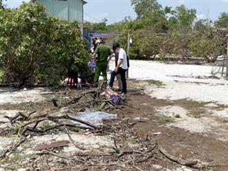 Quảng Nam: Phát hiện thi thể người đàn ông trong vườn cây