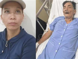 Vợ Thương Tín hé lộ cuộc sống mưu sinh của chồng: 'Anh chẳng có việc, cứ đợi phim mãi, đợi cả năm trời mà vì dịch bệnh nên phim lùi hết'
