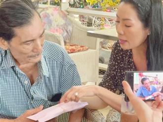 NS Trịnh Kim Chi nói gì khi nhiều người hoài nghi về số tiền ủng hộ Thương Tín?