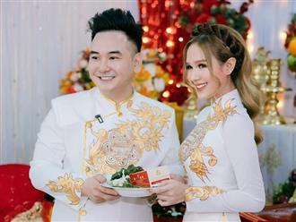 Streamer giàu nhất Việt Nam tiết lộ hành trình 'cưa cẩm' vợ kém 13 tuổi, Xoài Non 'tố' lại ngay loạt tật xấu của chồng đại gia sau 4 tháng kết hôn