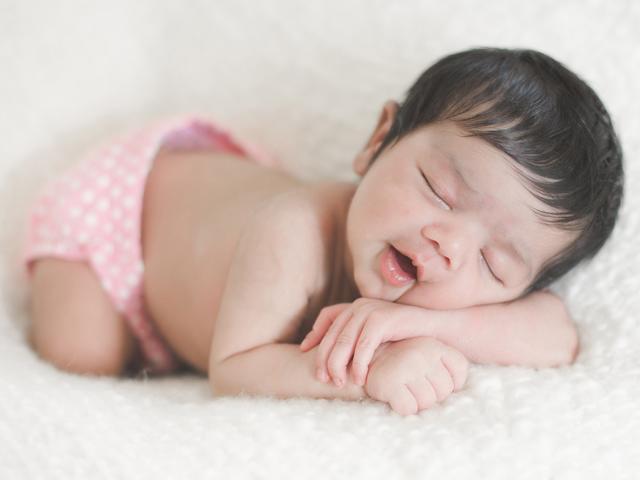 100% trẻ sơ sinh đều có 3 bí mật này nhưng không phải mẹ nào cũng biết