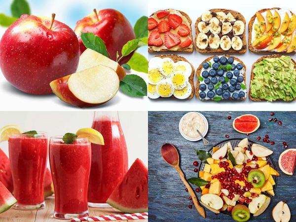 15 món ăn vặt tốt cho sức khỏe của mẹ bầu