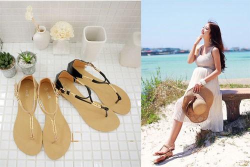 4 kiểu giày dép chuyên gia khuyến khích mẹ bầu nên dùng khi mang thai để tránh phù chân - Ảnh 3