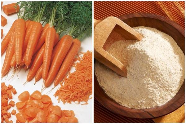 5 công thức mặt nạ mùa hè đơn giản mà hiệu quả từ cà rốt - Ảnh 3