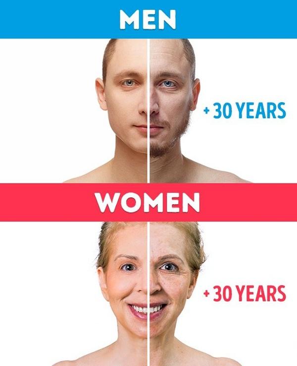 8 sự thật thú vị về cơ thể đàn ông - Ảnh 1