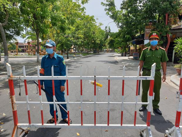 Thông báo khẩn: Từ ngày 16/7, những ai đến chùa Bảo Thắng (Hội An) hãy liên hệ ngay với cơ sở y tế - Ảnh 1