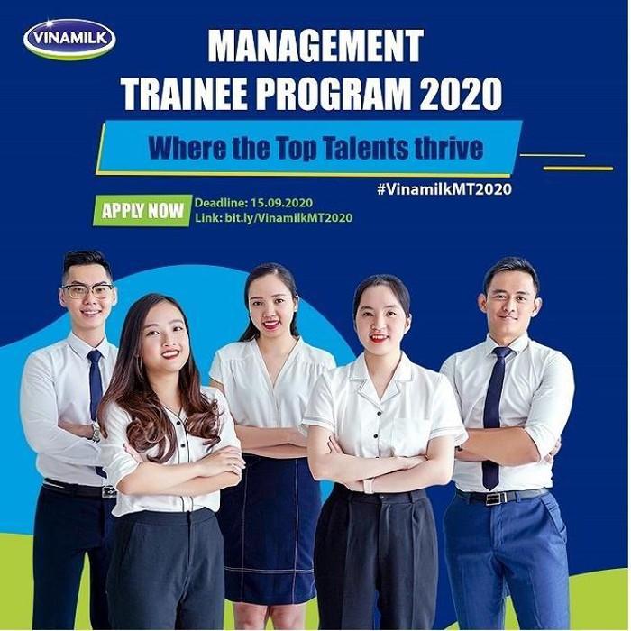 Vinamilk khởi động chương trình 'Quản trị viên tập sự 2020' - Ảnh 4